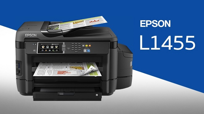 Spesifikasi dan Harga Printer Epson L1455 A3 WiFi All in One