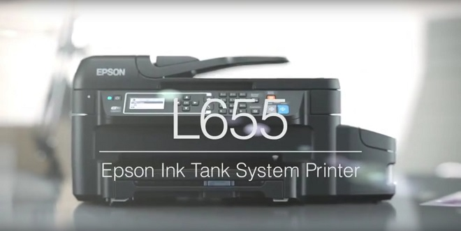 Spesifikasi dan Harga Printer Epson L655 WiFi All in One