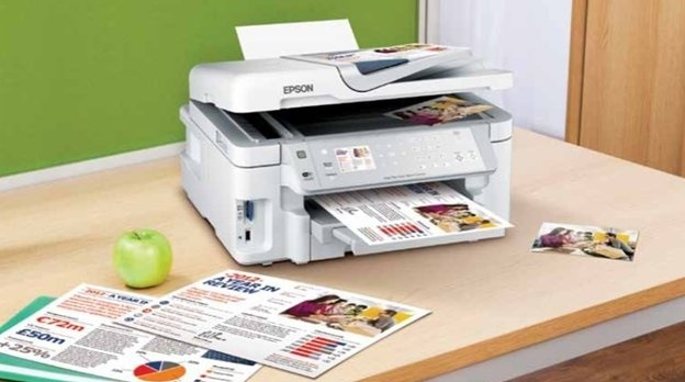 Spesifikasi dan Harga Printer Epson WorkForce WF-3521