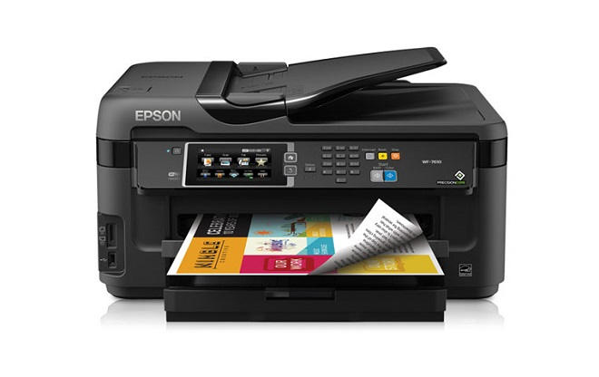 Spesifikasi dan Harga Printer Epson WorkForce WF-7611 A3 WiFi All in One