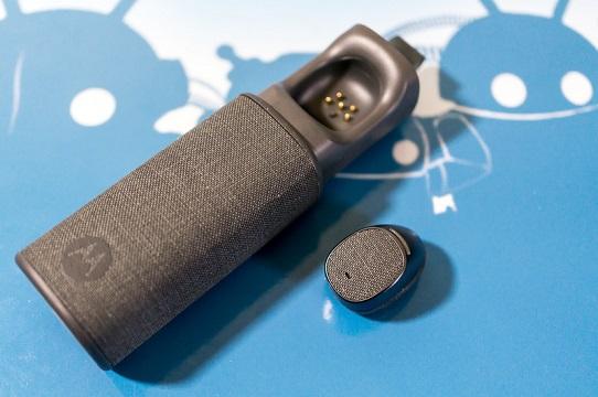 Spesifikasi dan Harga Terbaru Headset Bluetooth Motorola Moto Hint +
