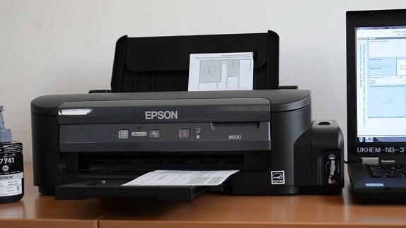 Spesifikasi dan Harga Terbaru Printer EPSON WORKFORCE M100