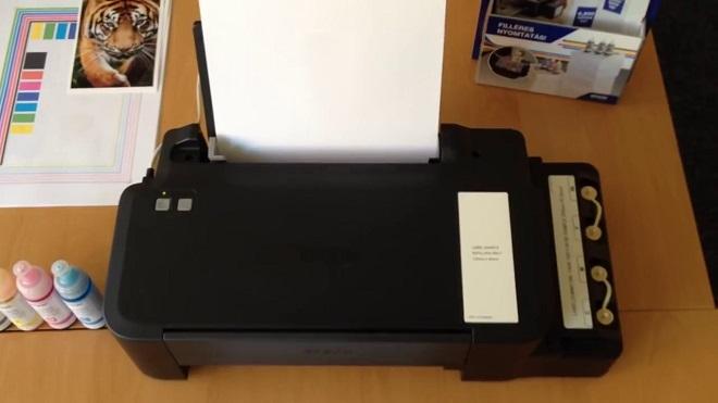 Spesifikasi dan Harga Terbaru Printer Epson L120