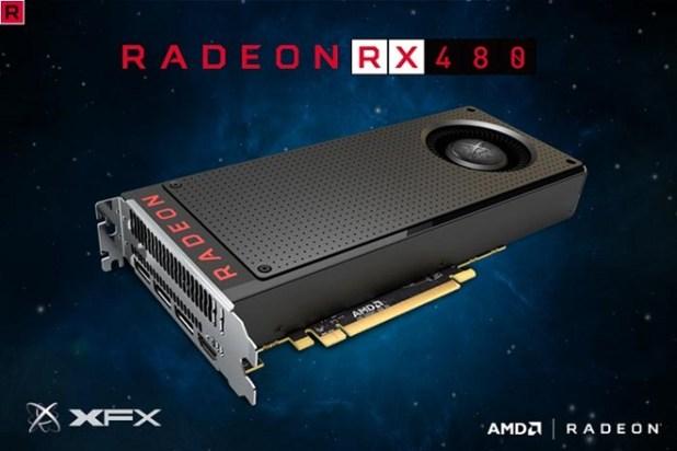 Spesifikasi dan Harga VGA Card Gaming AMD Radeon RX 480 Polaris