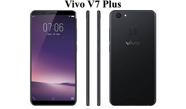 Spesifikasi dan Harga Vivo V7 Plus