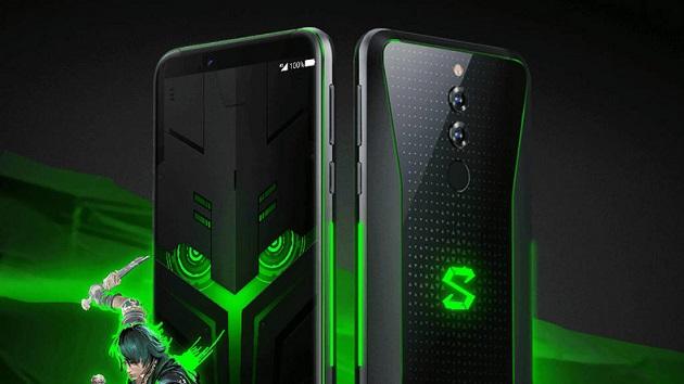 Spesifikasi dan Harga Xiaomi Black Shark Helo Terbaru 2018