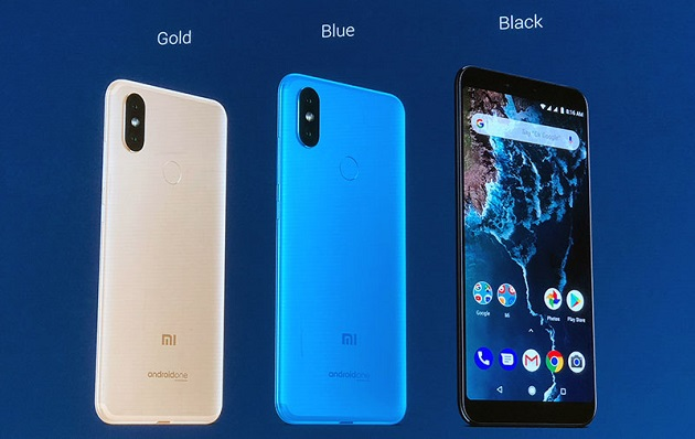 Spesifikasi dan Harga Xiaomi Mi A2 Terbaru 2018