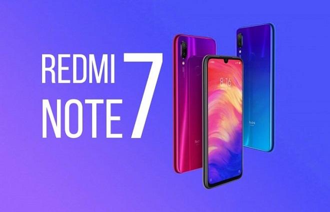Spesifikasi dan Harga Xiaomi Note 7 2019