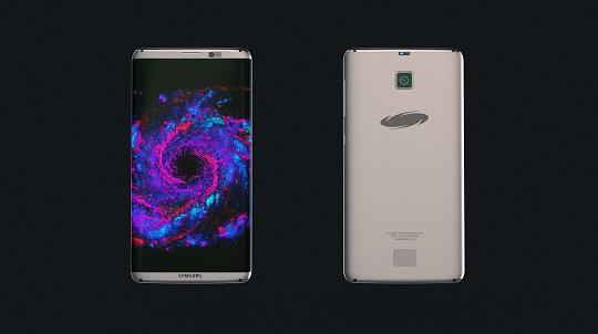 Spesifkais Samsung Galaxy S8 edge dan Harga Terbaru 2017