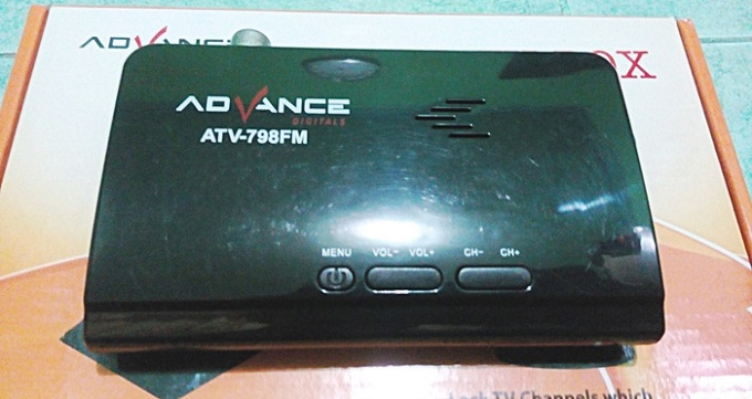 TV Tuner Advance ATV 798FM Harga