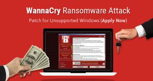 Tips Ampuh Cara Mengatasi dan Mencegah Virus Ransomware WannaCry
