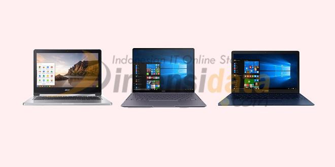 Update Daftar Merk Laptop Terbaik Yang Paling Laris di Indonesia 2018