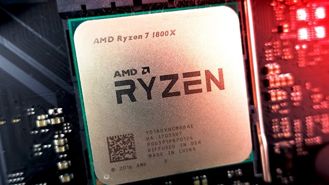 Update Urutan TOP Processor Gaming AMD Ryzen 7 1800X