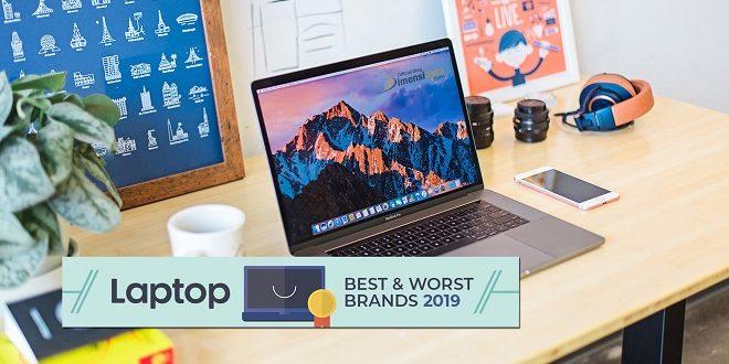 Urutan Merek Laptop Terbaik, Terawet dan Terlaris 2019