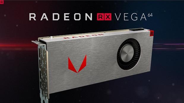 VGA AMD Radeon RX Vega 64 Bitcoin Mining