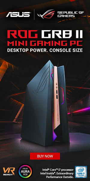 Desktop PC ASUS ROG G20CB