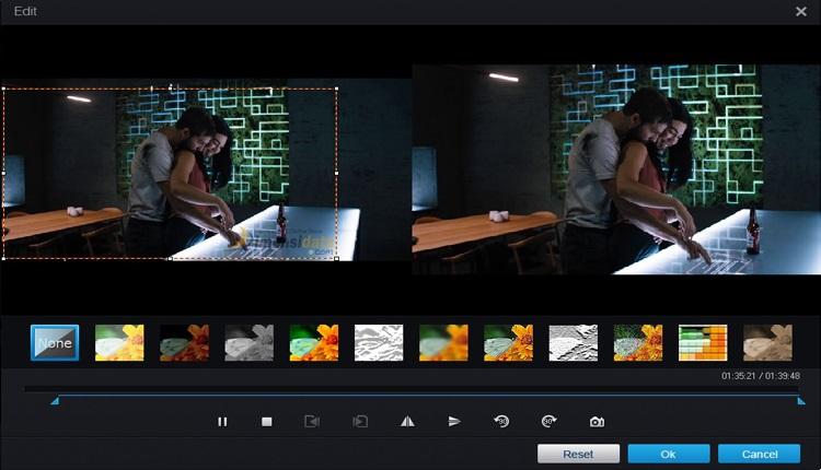 edit effect cahaya 1