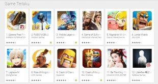 10 Game Android Gratis Terbaik dan Terlaris Di Google Play Store