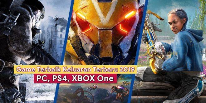 10 Game Terbaik Keluaran Terbaru 2019 - PC, PS4, XBOX One