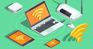 cara nembak wifi dan menyebarkan kembali