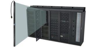 PDU Yang Ditempatkan Didalam Server Rack