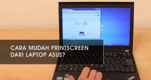 print screen dari laptop asus