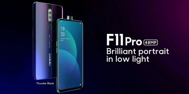 Spesifikasi Dan Harga Oppo F11 Pro Terbaru di Indonesia