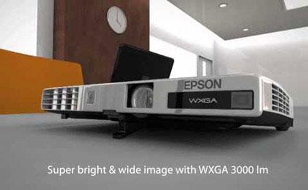 Epson EB-1775W Projector Berkualitas Tinggi untuk Ruang Meeting Perusahaan