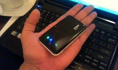 D-LINK My Pocket 3.75G Wireless Router DWR-530 , Wireless Router portable dengan konektivitas HSDPA  3.75G