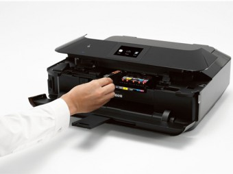 Printer Canon Pixma: Rajanya Printer Inkjet