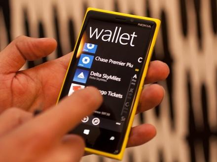 Nokia Lumia 920:  Smartphone Windows 8  dari Nokia