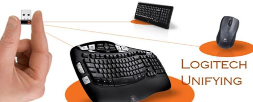 Keunggulan Wireless Mouse Dan Keyboard Logitech dengan Teknologi Unifying