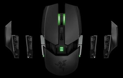 Razer Rajanya Mouse Gaming