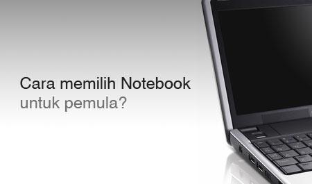 notebook untuk pemula