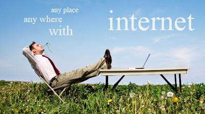 Internet Sebagai Gaya Hidup