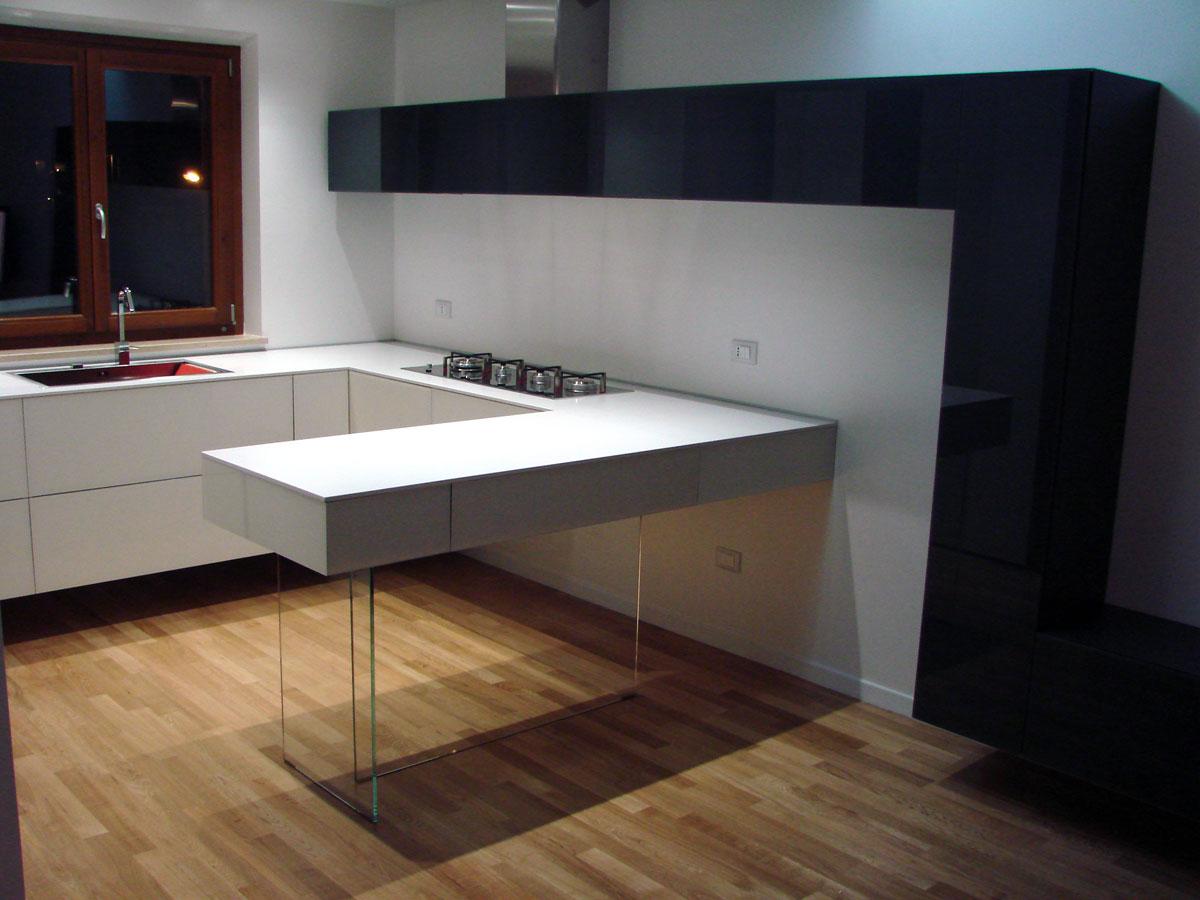 La cucina LAGO di Gilda unaltra opera di dimensione legno