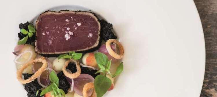 Opskrift fra Michelin-restauranten Gastrom