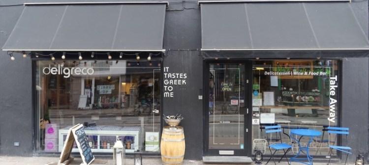 Frederiksbergs grske perle: Grsk er meget mere end moussaka og Ouzo