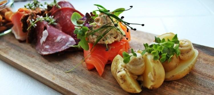 Ideel sommerbeliggenhed: Nyt spisested er bnet ved Kongens Have