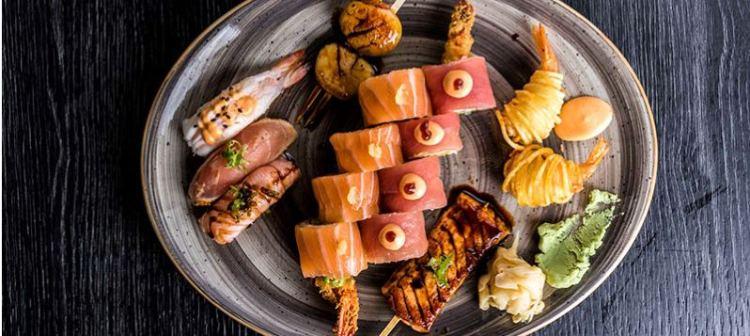 Guide: Lkker sushi i Kbenhavn