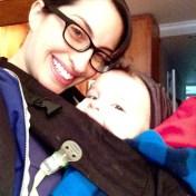 Torticollis Treatment Baby Carrier