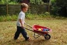 apraxia wheelbarrow