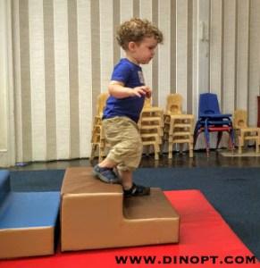 stair training