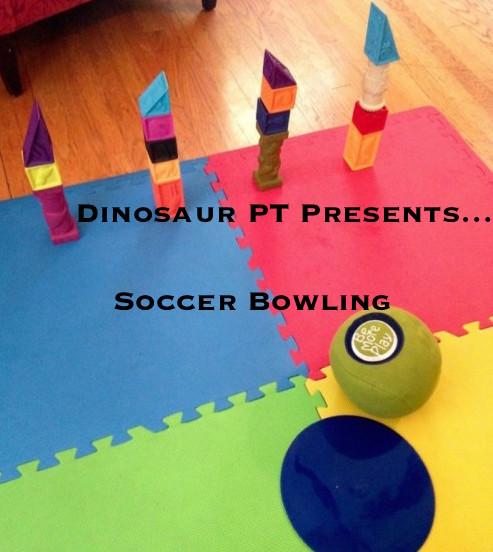 soccer bowling