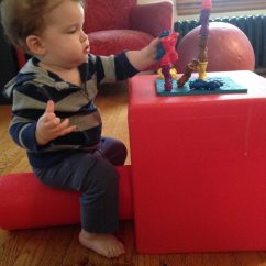 Stability Ball Chair Base Rocking Nursery Target W-sitting In Children: Pt Treatment Ideas