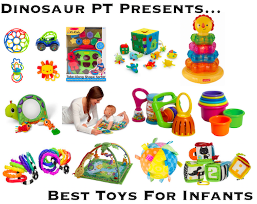 Top toys for babies