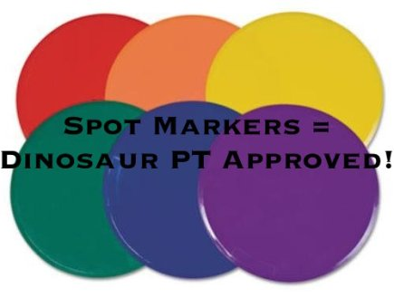 spot markers