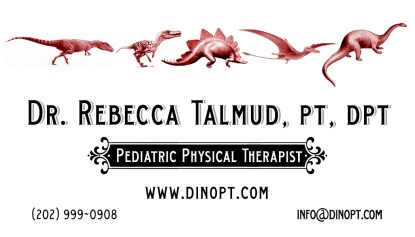 contact dinosaur physical therapy