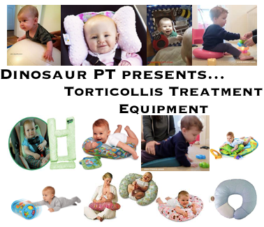 torticollis treatment equipment