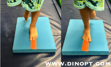 flat foot exercises